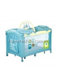 Mamalove PP695 ML Playpen Blue