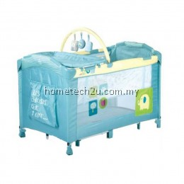 Mamalove PP695 ML Playpen Blue