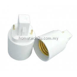 PLC to E27 Holder Converter Down Light Lighting Lamp Bulb Base Extend Adapter