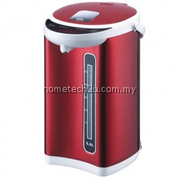 Pensonic PTF-5001 5L Thermo Flask Red