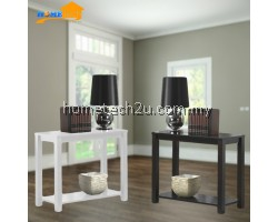 Small Side Console Table Lamp Table