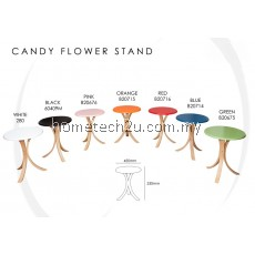 Wooden Flower Stand Florist decoration table