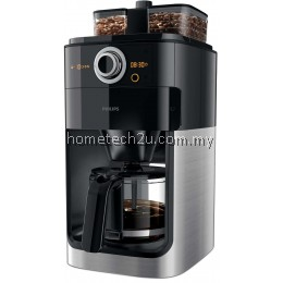 PHILIPS HD7762 COFFEE MAKER GRIND & BREW