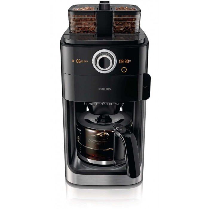 Philips Hd7762 Coffee Maker Grind Brew : PHILIPS HD7762 Malaysia Philips Coffee Machine Malaysia Philips Coffee Maker
