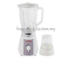 SINGER Blender 1.5L with Dry Mill 400W BL150