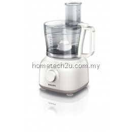 Philips HR-7627 650W Food Processor White