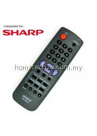 LCD LED TV Remote Control For Meck Akai Isonic Ricson Akira