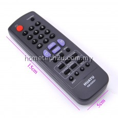 CTV CRT Old TV Remote Control for SHARP Replacement (RM-026G+)