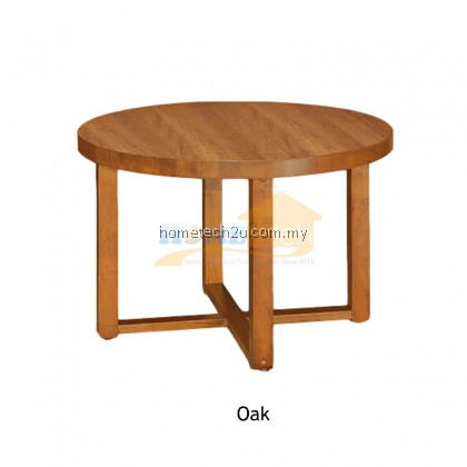 Donald Rounded Coffee Table Lobby Table Desk