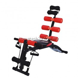 Multi-function Six Pack Care Home Gym AB Trainer AB Twister on TV