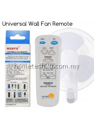 HUAYU Universal Wall Fan Ceiling Fan Remote Control Replacement