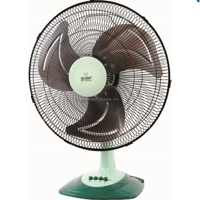 Selamat Brand Model Mq 218t 18 Inches Industrial Table Fan