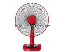 "Pensonic 16"" Table Fan PF-4100 (RED)"