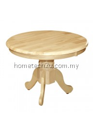 """UHome 24"""" Round Lamp Table Coffee Table Tea Table Side Table"""