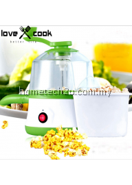 3 In 1 Popcorn Maker Machine Electric Egg Pan Steak Frying Pan Food Machine