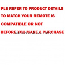 Universal All In One Wall Ceiling Fan Remote Control Compatible For Wings Deka Elmark KDK Winter Eurouno Rubine Fanco