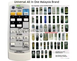 Universal All In One Wall Ceiling Fan Remote Control Compatible For Wings Deka Elmark KDK Alpha Winter Eurouno Rubine Fanco