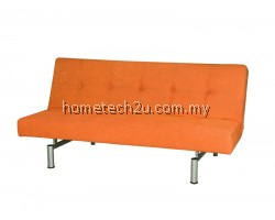 Victoria 3 Seaters Fabric Sofa Bed Convertible (Free Shipping)