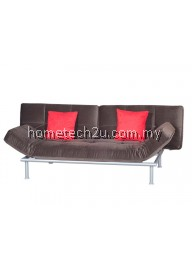 Kyo Three Seater Sofa Bed With Reclining Function (Fabric)
