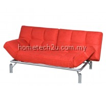 CLO 3 Seat Fabric Sofa Bed With Reclining Function