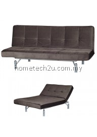 Mirai Three Seater Twin Size Sofa Bed With Reclining Function