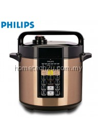 Philips Electric Pressure Cooker HD2139 6.0 Liter