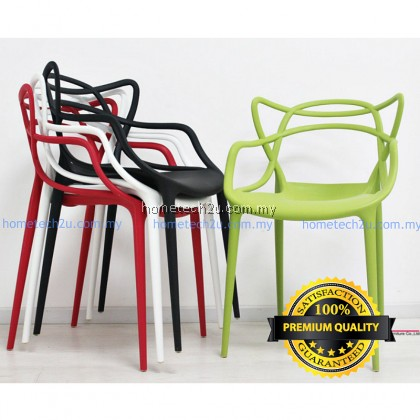Creative PP Restaurant Cafe Dining Chair