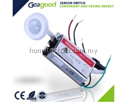 Geagood Indoor Light with Motion Sensor, Motion Sensor Hallway Light, Light Sensor Switch