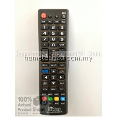 LCD LED TV Remote Control For Meck Akai Isonic Ricson Akira Hitec Coby