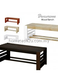 Densmore Wooden Bench Chair