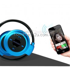 Wireless Bluetooth Headset Headphone Earphone MP3 Player