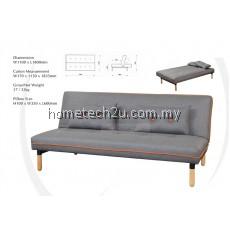 Osmo Sofa Bed Sleeper- Grey