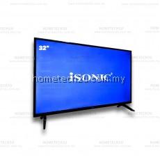 """ISONIC 32"""" Inch Digital LED TV ICT-3205 (Built in MYTV)"""