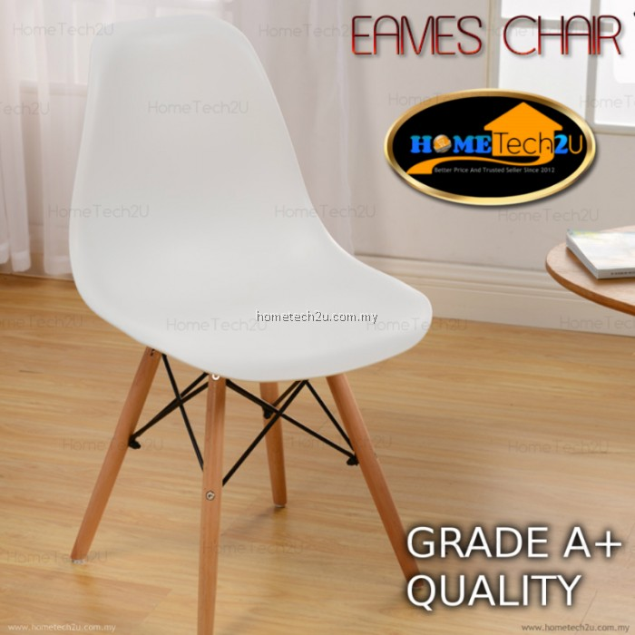 Eames Designer Chair Restaurant Creative Chair Modern  : eames modern fashion designer chair restaurant cafe chair malaysia white 700x700 <strong>Realtree</strong> Office Chair from www.hometech2u.com.my size 700 x 700 jpeg 75kB