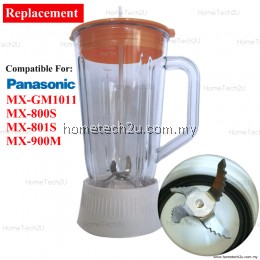 Panasonic Blender Jug OEM Replament For MX-900M MX-800S MX-GM1011