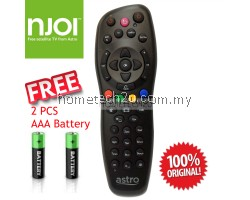 ORIGINAL Astro Njoi Remote Control (100% Genuine)-Free AAA Battery