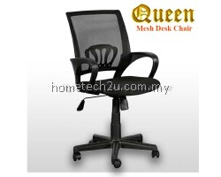 Queen Mid Mesh Office Chair