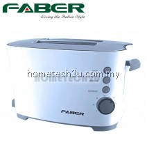FABER BREAD TOASTER FT38 (WHITE)