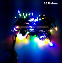 Multicolor LED Christmas Light Raya Deco light 10M