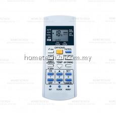 OEM Panasonic E Ionizer air cond remote control