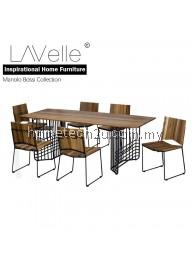 Manolo Bossi Designer Dining Set