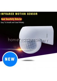 Automatic infrared secuity motion detector sensor