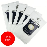 Philips / Electrolux Vacuum Cleaner Compatible Dust Bag S-Bag FC8021 (5pcs per pack)