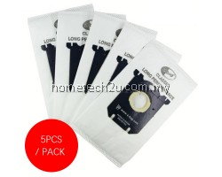 Philips / Electrolux Vacuum Cleaner Compatible Dust Bag S-Bag FC8021 (5pcs per pack)