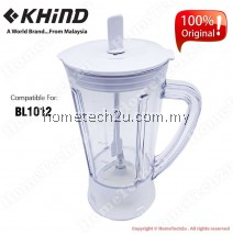Original Khind Blender Jug For BL1012