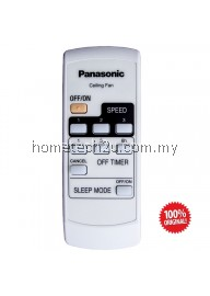 Panasonic Ceiling Fan Remote Control F-M12D2 (100% Original)