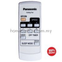 Panasonic Ceiling Fan Remote Control F-M12D2 (100% Original)