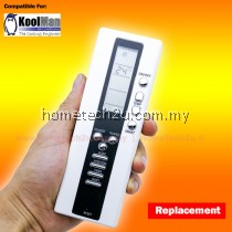 OEM Koolman Air Conditioner Remote Control Replacement