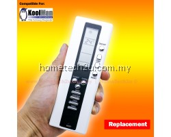 OEM Koolman Air Condtioner Remote Control Replacement