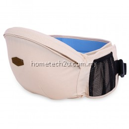 ERGONOMIC BABIES CARRIER NEWBORN KID POUCH INFANT WITH SLING (LIGHT PINK)
